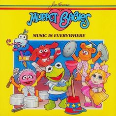 Throwback Thursday: Muppet Babies - Music Is Everywhere