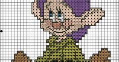 schema cucciolo 37 punti | DeviantArt | Pinterest | 7 Dwarfs, Stitch Patterns and Cross Stitch Patterns