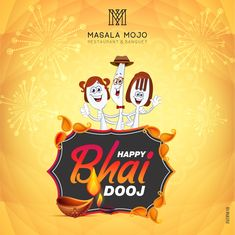Bhai Dooj Design by Inferno Yo