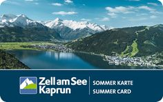 Zell am See–Kaprun kaart - Oostenrijk op z´n best. Rafting, Segway Tour, Great Places, Places To Visit, Lakeside Beach, Zell Am See, Beach Weather, Nature Adventure, Holiday Destinations