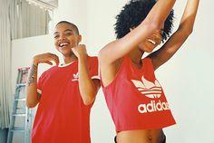 adidas + UO: Simone Thompson - Urban Outfitters - Blog