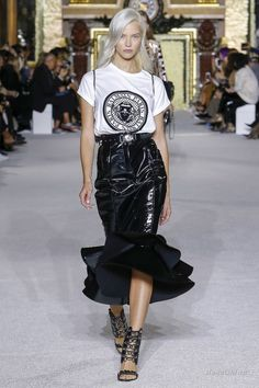 Мода и стиль: Модные юбки весна-лето 2018