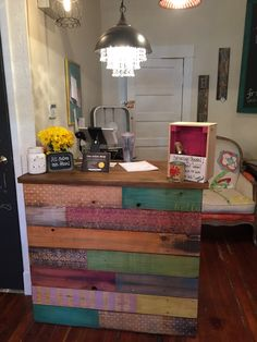 ikea hack from pine coffee table to awesome chalk paint painted payment stand at