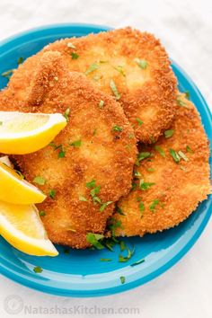 pork schnitzel is an easy recipe, kid friendly and perfect for busy weeknights! Pork schnitzels are pork chops with a crispy crust and juicy center. Pork Chop Recipes, Meat Recipes, Cooking Recipes, Spinach Recipes, Cooking Tips, Cooking Kale, Cooking Pasta, Potluck Recipes, Germany