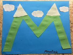 M for Mountains