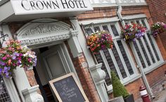 Pub and Accommodation Crown Hotel Chertsey Surrey