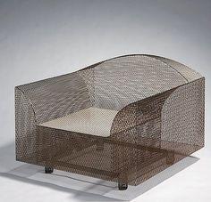 How High the Moon Chair, Shiro Kuramata, @Vitra Furniture