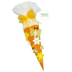 Mädchen Schultüte Schmetterling / Blume in orange inkl. Schulstarterpaket finden Sie unter http://www.prell-versand.de/Basteltechniken/Bastelmaterial/Schultueten/Schultueten-nur-bei-Prell/Schultuete-Bastelset-Schmetterling-Blume-orange-inkl--Schulstarterpaket-GRATIS.html