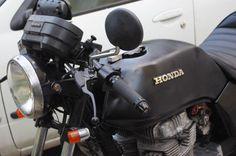 Cafe Racer Bulgaria - Honda CB250N 400N by Pavel Dzhunev
