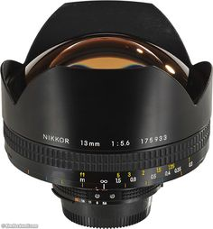 Nikon 13mm f/5.6 AI-s  You don't want to read this part. This was Nikon's most expensive of all its expensive lenses.    Nikon's suggested retail (rip-off) price was $8,229 in 1979, or over $24,000 in today's dollars.    B&H advertised it at $5,569 in January 1987, or over $10,000 in today's money.    The 13mm cost more than the no-longer-made 300mm f/2, which now sells for five-figures used.    The 13mm was double the cost of the 300mm f/2.8 or twelve times the cost of the 16mm fisheye.