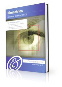 Get certified & boost your career with this complete Biometrics eLearning course and PDF textbook for additional study.  This certification kit would be beneficial to recent graduates looking to get a foothold in the IT industry, businesses looking to improve security technology, IT Security Managers wanting to implement biometric verification software, and IT professionals wanting to identify the benefits of biometric technologies.