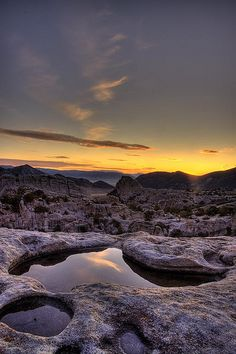 City of Rocks National Reserve, Idaho; photo by .Carl TerHaar