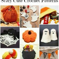 10 Scary Cute Halloween Crochet Patterns