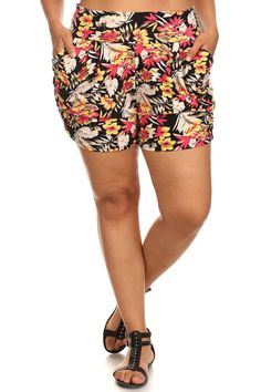 701fd924a0f Harlem Shorts w  Pockets