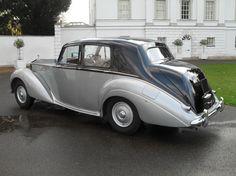 1954 Rolls-Royce Silver Dawn - http://www.findinvest.com/announcements/1954-rolls-royce-silver-dawn