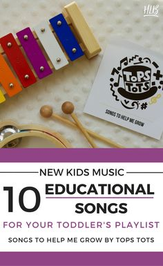 Ten cute educational songs to teach your toddlers the alphabet, how to count, and more! Perfect cleaning soundtrack.