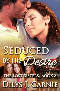 Romance Writer and Lover of Books.Vikki Vaught: Seduced by His Desire by Dilys J. Carnie(The Lost . Best Romance Novels, Romance Authors, Contemporary Romance Books, Sisters Book, Save Her, Book Publishing, Writer, This Book, Spotlights