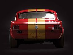 1966 Shelby Mustang GT350 H Race Car | Sam Pack Collection 2014 | RM AUCTIONS