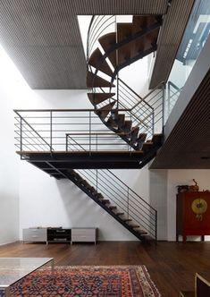 StairsKeijiAshizawa9 20 hermosas y modernas escaleras