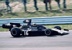 George Follmer. - 1973 - UOP Shadow Racing Team