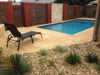 Project Gallery - Images of completed installations of bluestone, travertine, sandstone, granite pavers and tiles around swimming pools, on driveways and outdoor tiles in general. Outdoor Tiles, Outdoor Decor, Sandstone Pavers, Pool Paving, Stone Cladding, Travertine, Bathroom Flooring, Outdoor Gardens, Swimming Pools