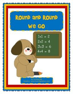 Students roll 2 dice or draw 2 cards and round the number....