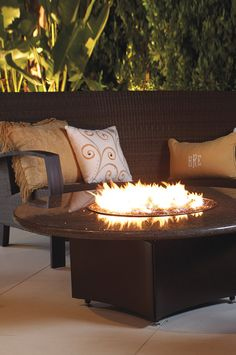 Island Time FIre Pit.