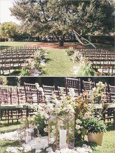 Romantic Copper & Blush Sonoma Wedding