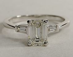 My good friend had a gorgeous ring much like this...and, in meetings, she would let me try it on...thrilling.  So pretty.