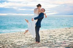 Keely and Kyle Congrats and best wishes form the bottom of our he Sunset Beach Resort, Romantic Beach Photos, Sky Pool, Sunset Beach Weddings, Cabo San Lucas, Beach Resorts, Amazing, Photography, Bonito