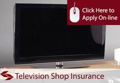 Television Shop Insurance