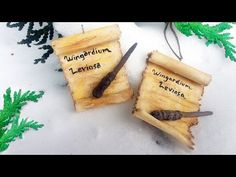 Don't forget to subscribe for weekly videos (⊙ヮ⊙) I chose to do Harry Potter's wand and my favorite spell, but feel free to make Voldemort's wand with the fo...