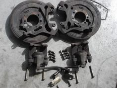 ZJ Disc Brake Conversion....completed! - Jeep Cherokee Forum