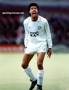 Born: December 25th 1957 ~ Chris Kamara ~ LUFC.