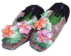Plumeria Child Slipper-  Product Code : plumeria  Retail price : $31.00  Availability : Usually ships in 2-3 business days.  Brand : Goody Goody