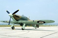 10 Most Influential Weapons of World War Two - Hawker Hurricane