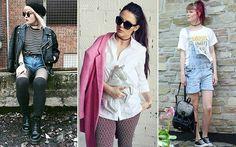 Além do grunge - com muito xadrez, jeans e peças oversized - a década foi recheada de hits que estão de volta