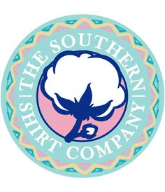 Tribal Logo Sticker / Southern Shirt - 1