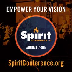 Social Media Profile Pic http://spiritconference.org