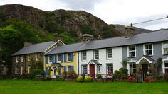 Beddgelert, Snowdonia National park, Wales - source http://vacationrentals.bg/beddgelert-snowdonia-national-park-wales/  by  #condo #chalets #cottage