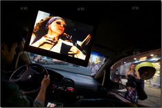 Taxi drivers throughout Brazil are installing televisions in their vehicles so that the passengers — and admittedly the drivers themselves — don't miss the daily soap operas. Studies have shown that novela's have lead to a significant drop in the fertility rate among Brazilian women. By John Stanmeyer
