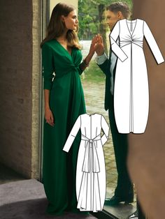 Simply Divine: 8 Beautiful Gown Sewing Patterns – Sewing Blog | BurdaStyle.com