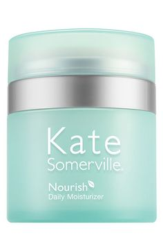 Kate Somerville® Kate Somerville® Nourish Daily Moisturizer available at Caroline Hirons, Nordstrom, Packaging, Moisturiser, Skin Brightening, Goat Milk, Health And Beauty, Beauty Hacks, Beauty Stuff