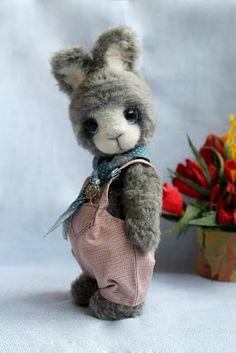 B.Oxy Вязаные игрушки Rabbit Toys, Amigurumi Toys, Handmade Toys, Teddy Bears, Rabbits, Crochet Toys, Art Dolls, Bunnies, Patterns