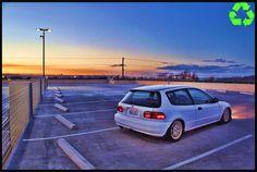 honda Civic Si EG6 resimleri - 7-Tuning ve Modifiye