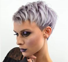 New Pixie Haircut Ideas in 2018 – . New Pixie Haircut Ideas in 2018 – 2019 – – Short Hairstyles Source by best_women_hairstyles Latest Short Haircuts, Short Pixie Haircuts, Short Hairstyles For Women, Hairstyles Haircuts, Summer Hairstyles, Stylish Hairstyles, Hairstyles Pictures, Bob Haircuts, Short Hair Pixie Edgy