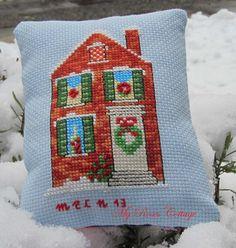 N13 - Winter in  town