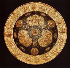 Round Shield, Augsburg, c.1600.