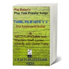 KOLLYWOOD HITS FOR KEYBOARD V3 visit www.bollywoodsheetmusicbooks.com  for apps at www.amazon.com/author/srajbalan