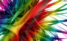 Awesome abstracto colores
